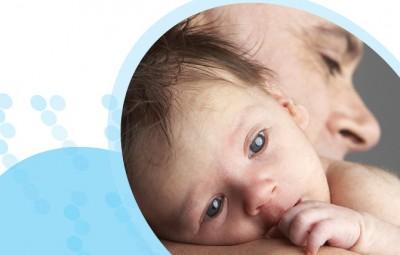 תינוק ואם