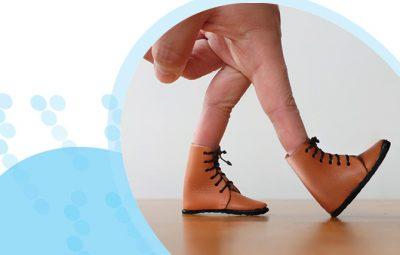 תמונה של רגליים הולכות