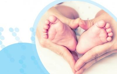 רגלי תינוק