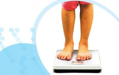 ילד על משקל