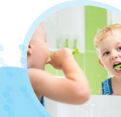 שומרים על חיוך בריא: הביקור הראשון אצל רופא השיניים