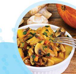 מתכון: תבשיל קדירה טבעוני של סתיו