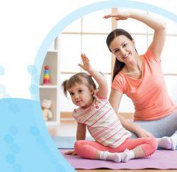 פעילות גופנית לילדים גם בחורף!