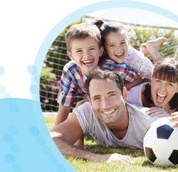 לכבוד יום המשפחה: פעילות גופנית לכל המשפחה